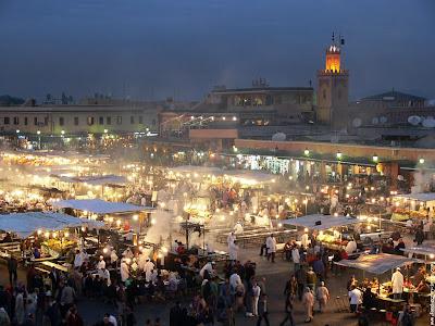 Organisation voyage incentive Marrakech
