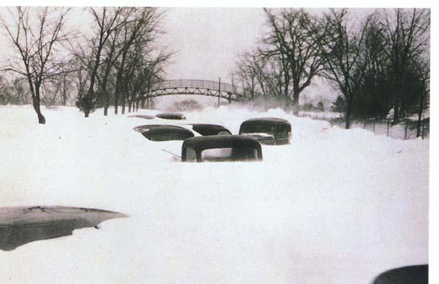 Biggest Snowstorm In Michigan History