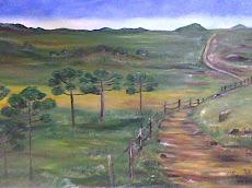 """""""Planalto das Araucarias"""" Serra de São Chico/RS"""
