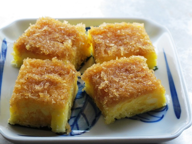 CAKES, COOKIES AND COOKING: Tapioca Dessert with Coconut ...