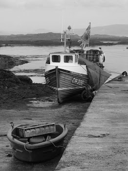 Harbour in Ardnamurchan