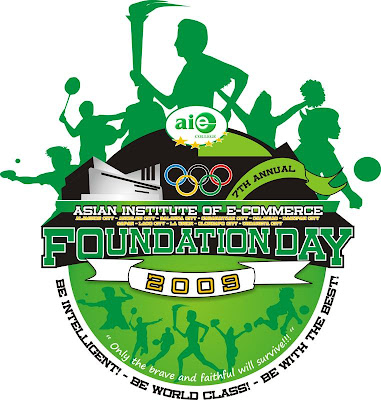 """AIE COLLEGE BAGUIO CITY """"6TH FOUNDATION DAY, GREEN VALLEY BAGUIO CITY"""""""