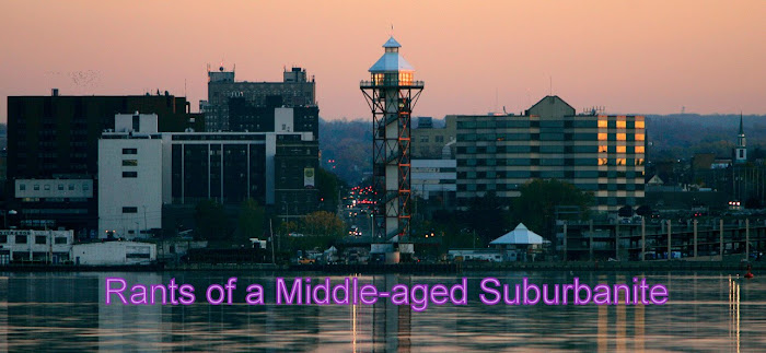Rants of a Middle-aged Suburbanite