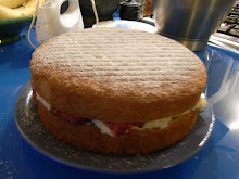 Victoria Sponge....