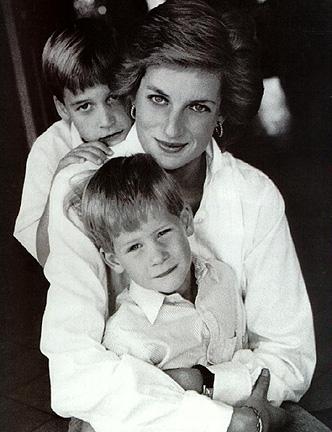 prince william childhood 2