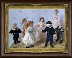 Défilé de poupées