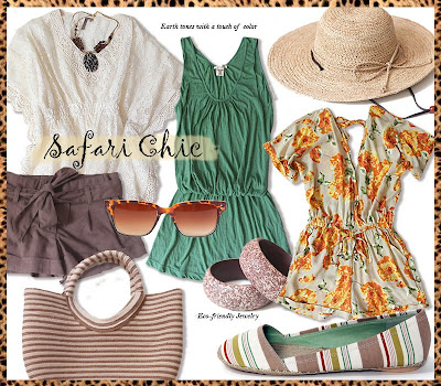 summer fashion, vintage fashion, fashion jewelry