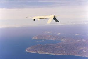 Τουρκικό μη επανδρωμένο κατασκοπευτικό αεροσκάφος πάνω από τη χίο