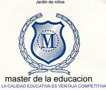 master de la educacion jardin de niños