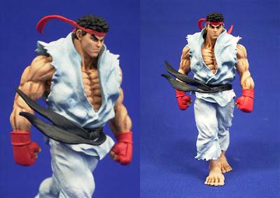 ahdeedas: Street Fighter IV - figures