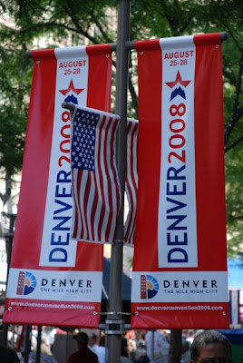 DNC in Denver - 16th Street Mall