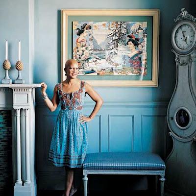 gold cage favorite designers sheila bridges. Black Bedroom Furniture Sets. Home Design Ideas