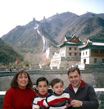 The Martin Family 2003