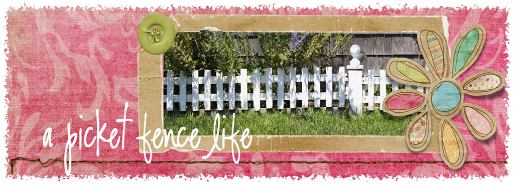 a picket fence life