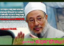 Fatwa Dr. Yusuf Al-Qardhawi penerima Anugerah Ma'al Hijrah 1431H dari kerajaan Malaysia