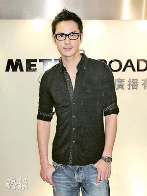 Kevin Cheng at Metro City
