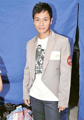 Roger Kwok Last One Standing TVB