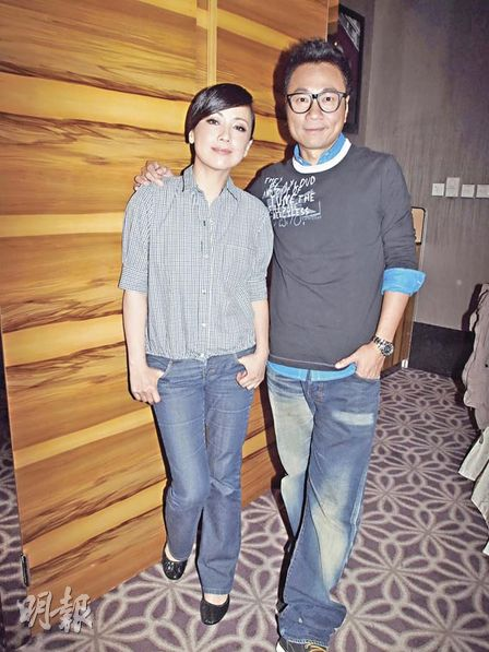 Wayne Lai Sheren Tang No Regrets TVB