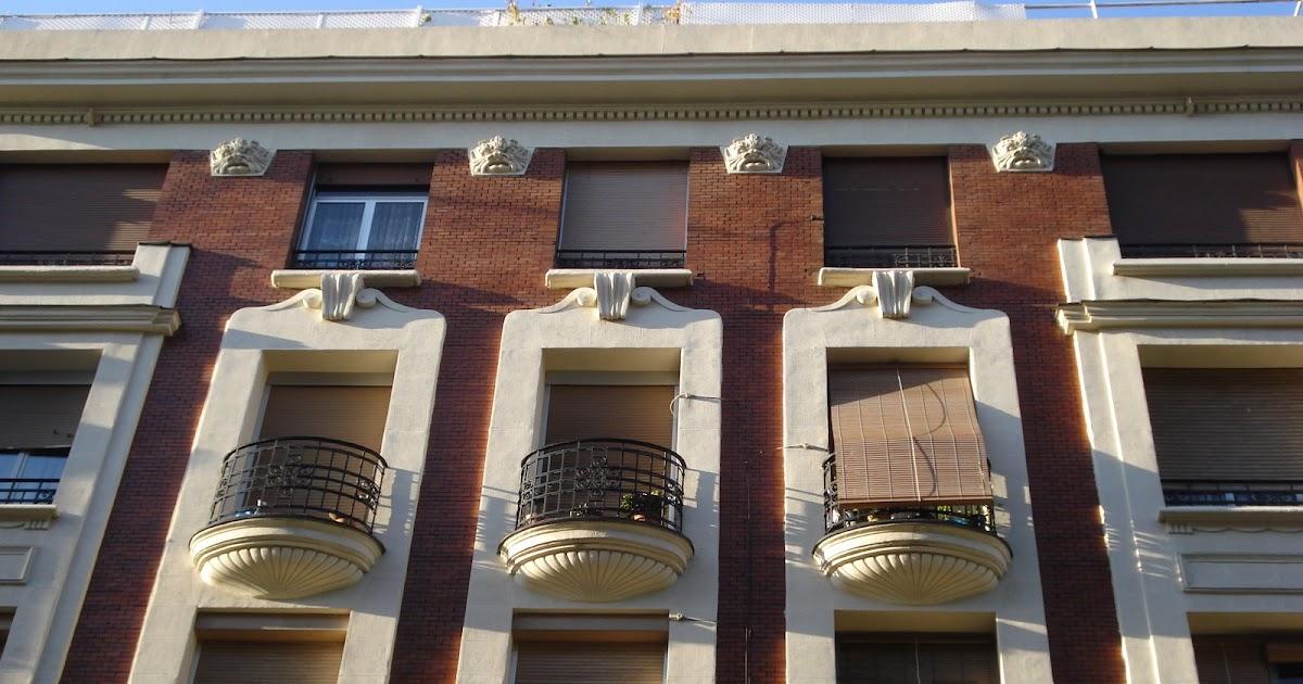 Madrid art dec fernando el cat lico 70 for Arquitectura franquista