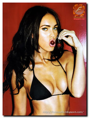 megan fox maxim