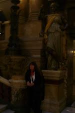 Opera Garnier and Janice
