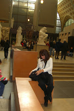 Musee D'Orsay and Janice
