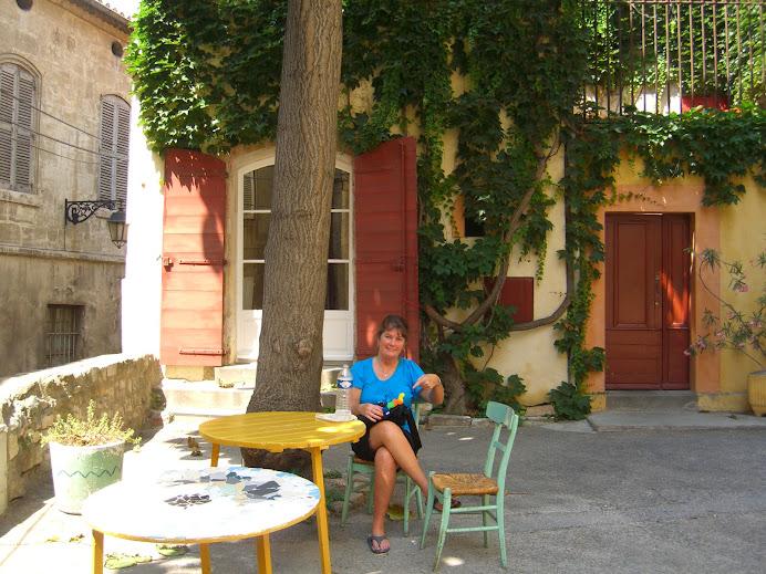 Hotel Le Cloitre, Arles France