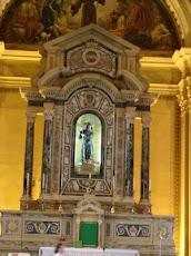 Altar da Catedral São Francisco de Paula
