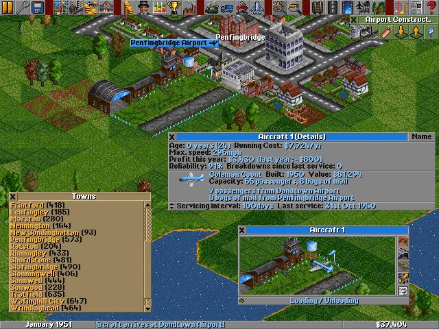 En este juego deberás asegurar el transporte de las materias primeras