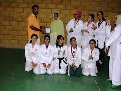 Presented to shield Madam Naheed Abida DO WSC