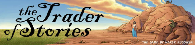 The Trader of Stories