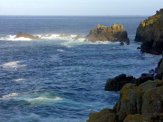 West from Gwennap Head
