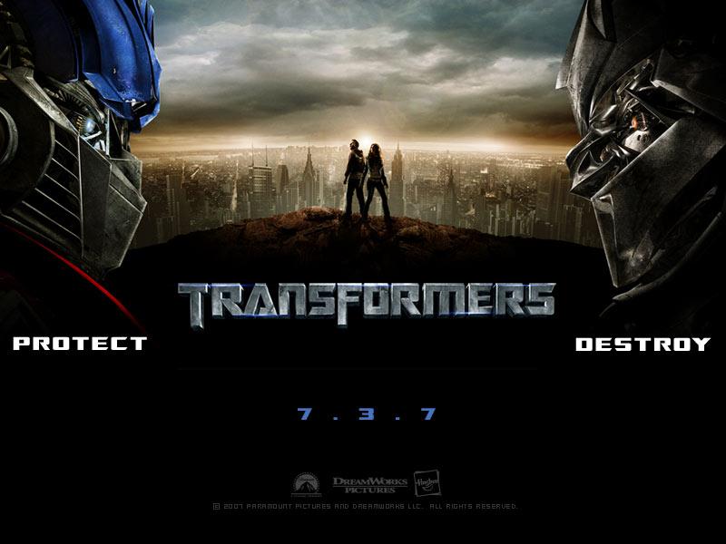 transformer wallpaper2