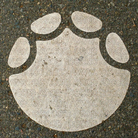 Elephant footprints tattoo - photo#24