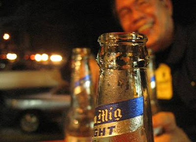 Butch Dalisay and San Mig LIght