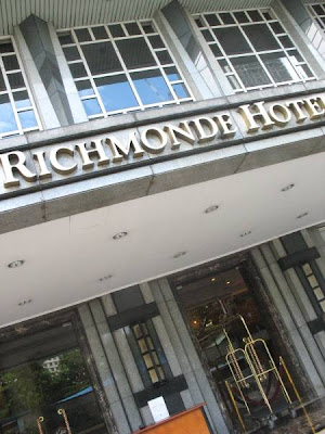 Richmonde Hotel, Ortigas Center, Pasig City, Philippines