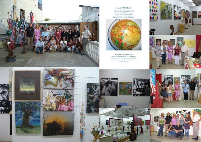 Exposición Internacional,El Instante y la Diversidad