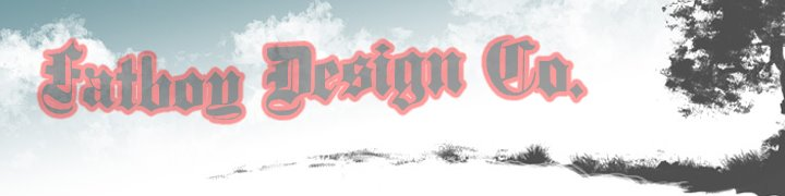The Fatboy Design Co. Blog