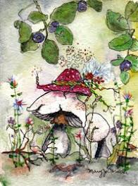 Fairy Gardener's Hat