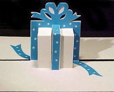 kirigami pop up cards instructions