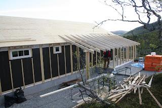 pris grunnarbeid hytte