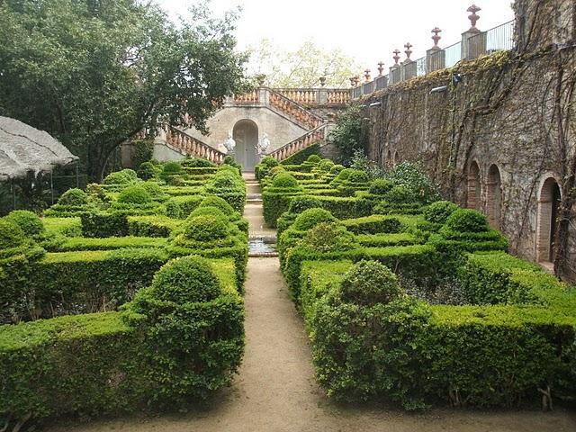 Vacktor laberinto de horta for Jardin laberinto
