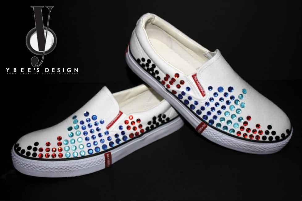 Ybee 39 s design diy your art life diy shoes for Diy shoes design