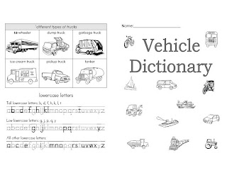 Dream Dictionary Vehicle | RM.