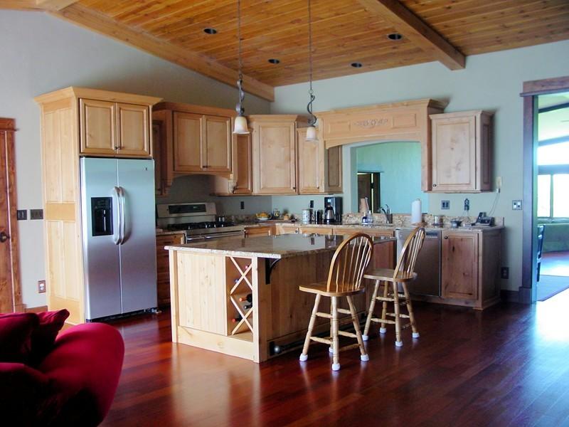 Custom Home Builder Custom Built Kitchen Cabinets