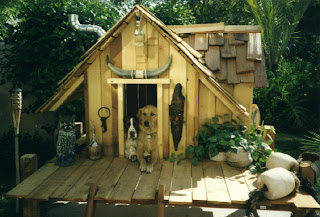 There Are Several Dog House Plans Online That You Can