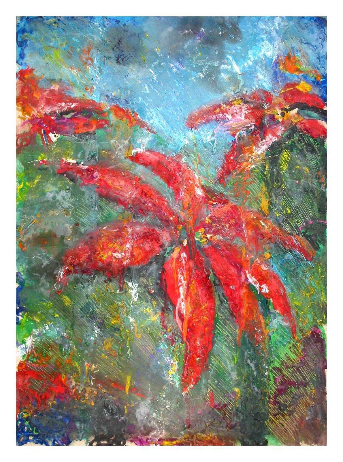 flores pascua: