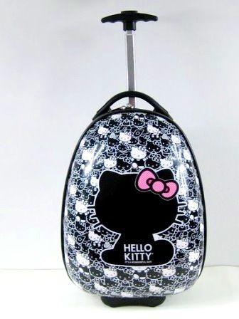 Black Hello Kitty Bags. Design: Hello Kitty Black