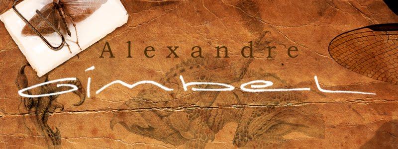 alexandre GIMBEL [ illustration - peinture - modelage ]