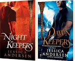NightKeepers &     DawnKeepers by Jessica Andersen
